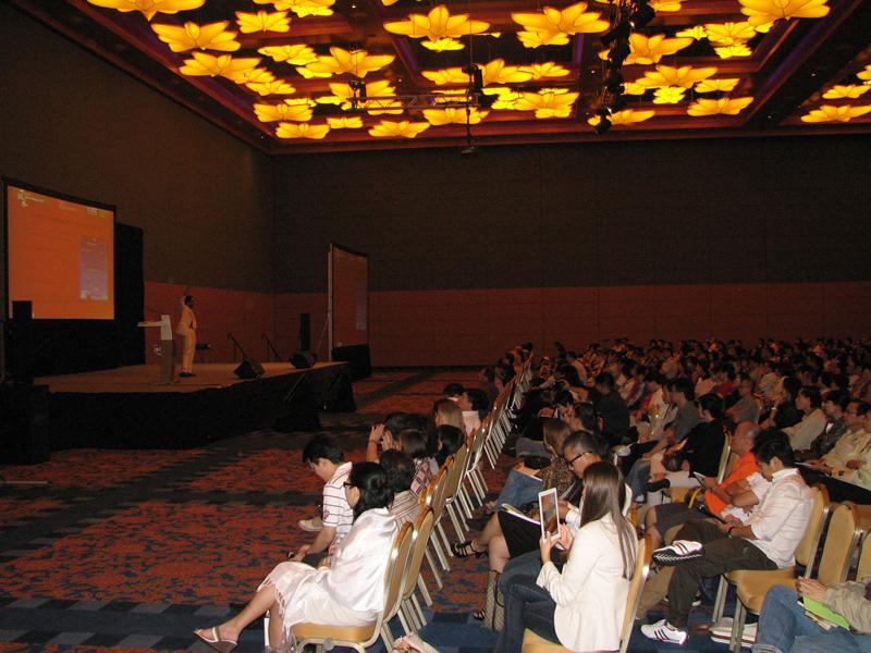 Конференция фэн-шуй в Сингапуре 2011